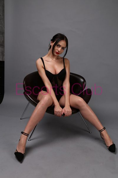 Irina hot brunette
